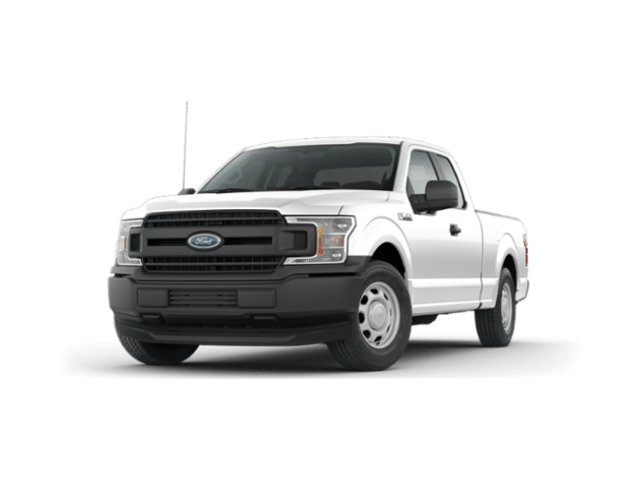 New 2018 Ford F-150 XL Truck SuperCab Styleside for sale in Charlotte, NC